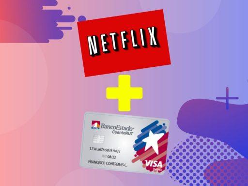como pagar netflix con cuenta rut