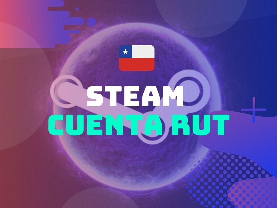 Como comprar en Steam con Cuenta RUT